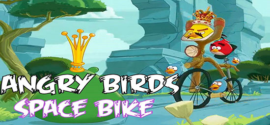 Angry birds space bike crossy road game angry birds space bike voltagebd Images