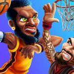 Basket Swooshes – basketball game