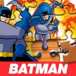 Batman The Brave and the Bold Jigsaw Puzzle