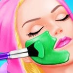 Beauty Makeover Games: Salon Spa Games for Girls