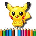 BTS Pokemon Coloring Book