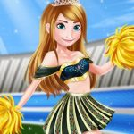Cheerleader Girl Anna