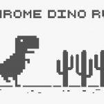 Chrome Dino Run
