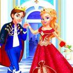 Cinderella Prince Charming Game for Girl