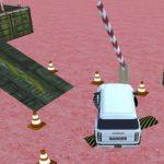 Classic Jeep Sim Parking 2020