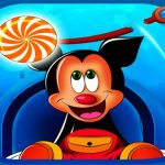 Cut the Rope Mickey