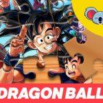 Dragon Ball goku Jigsaw Puzzle