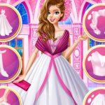 Dress Up Royal Princess Doll
