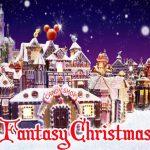 Fantasy Christmas Slide