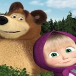 Farm Masha and the Bear Educational Games online