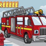 Fire Truck Jigsaw
