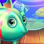 Fish care games: Build your aquarium