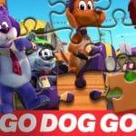 Go Dog Go Jigsaw Puzzle
