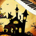 Halloween Piano Tiles