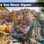 Italy Sea House Jigsaw