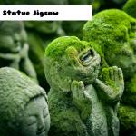 Jizo Statue Jigsaw