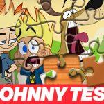 Johnny Test Jigsaw Puzzle