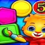 Kids True Color Kids Learn Color