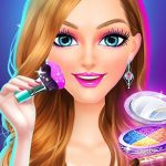 Makeover Games: Fashion Doll Makeup Dress up
