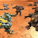 Mech Battle Simulator