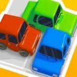 Mega Car Parking Jam
