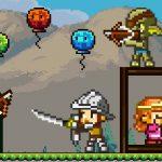 Pixel Archer Save The Princess