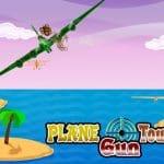 Plane Touch Gun