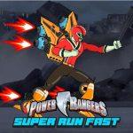 Power Rangers Run Fast – Escape Zombies