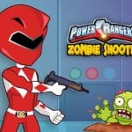 Power Rangers Shoot Zombies