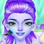 Princess Fashion Girl Dress Up & Makeup Salon