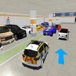 Real Car Parking : Basement Driving Simulation Gam