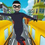 Robbery Bob Subway Mission