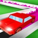 Roller Road Splat – Car Paint 3D