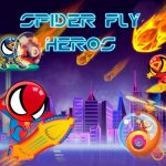 Spider Fly Heros