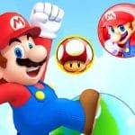 Super Mario Bubble Shoot