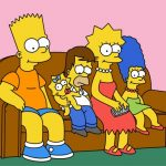 The Simpsons Jigsaw Puzzle