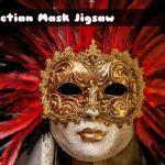 Venetian Mask Jigsaw