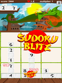 Image Sudoku Blitz